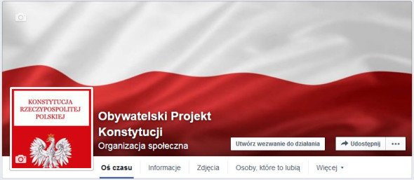 Obywatelski projekt Konstytucji Rzeczpospolitej Polskiej