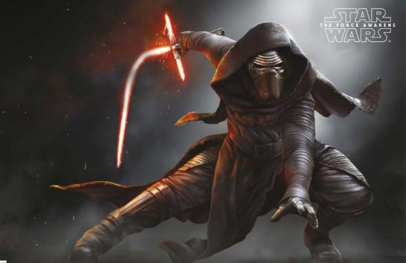 Gwiezdne wojny: Przebudzenie Mocy –  a jednak zupełnie bez mocy :(