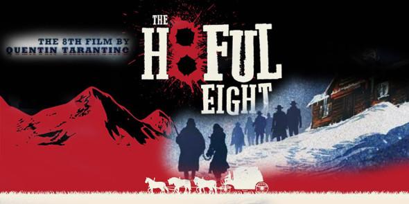 """Nienawistna ósemka (""""The Hateful Eight"""") –  kasa nie zwraca za bilety, czyli Tarantino się skończył :("""