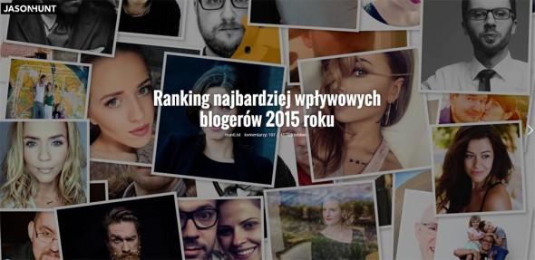 Rozwój i upadek blogosfery na podstawie rankingu Kominka vel Jasona Hunta,  cz.3.