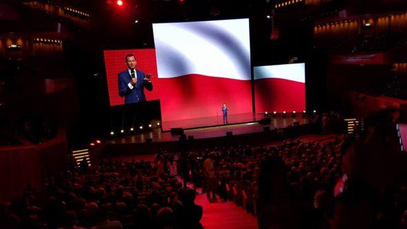 Start in Poland – czyli Władze dalej są na ostrym odlocie!