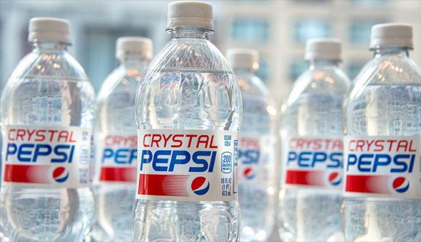 Fantastyczna wiadomość!  Wraca Crystal Pepsi Cristal!