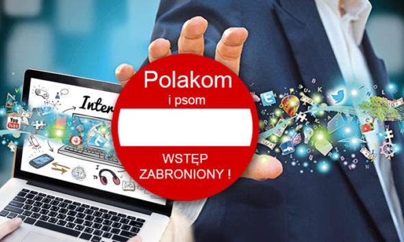 Polakom i psom wstęp wzbroniony, czyli PIS wprowadza Rejestr Stron Zakazanych kradnąc wolny Internet.