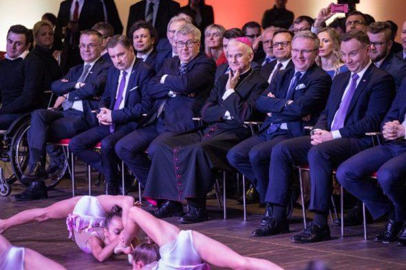 Czy Gretkowska zakaże baletu bo to pornografia?