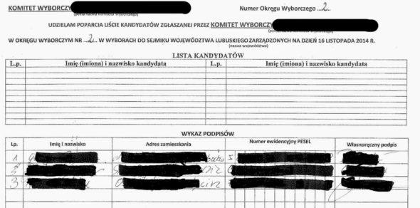 Andruszkiewicz – uczciwy jak Kaczyński !