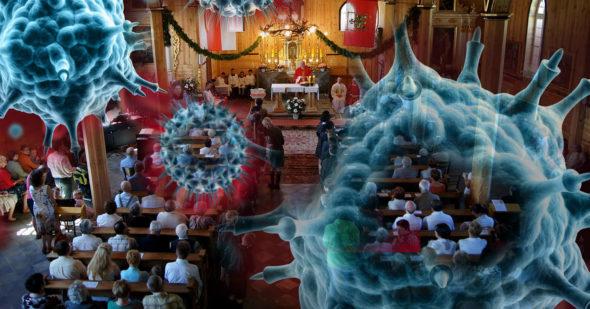Rząd natychmiast powinien zakazać także zgromadzeń religijnych!